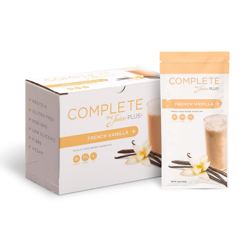French Vanilla Complete 15 Sachets